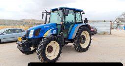 ניו הולנד NEW HOLLAND T5060 4WD ROPS